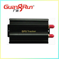 Hot sale in Alibaba express gps tracking unit gps tracker car tk103a vehicle tracking device gps car tracker zy