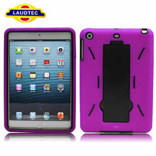 2 in 1 case cover For Apple iPad mini 2 shockproof case Accessories with stand Made In China
