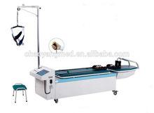 buena calidad enfermedad de la vértebra lumbar tracción cama Fisioterapia