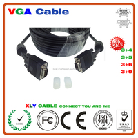 30 meters Vga Cable Hd15 Svga Cable For Computer
