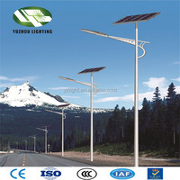 2015 hot sales solar led street light