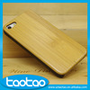 Wholesale High quality bamboo wood cell phone case for IPhone 5s