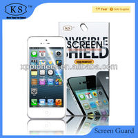 Ultra-thin Anti-glare/Matt Screen Protector/Guard/Ward/Shield for Iphone 5/5S