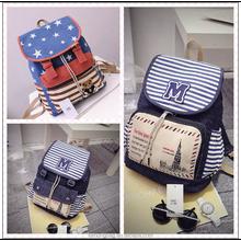 Tassel Backpack Vintage Drawstring Suede Leather Backpack Bags for women mochila feminina Women backpack Fringe suede bag