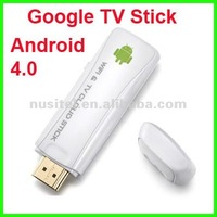 Cheap Mini Android 4.0 Smart Google TV Box / Stick