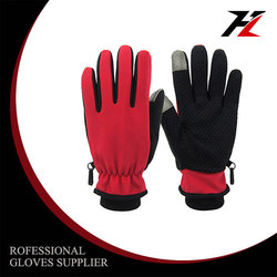 Wholesale high quality bottom price motorcycle gloves