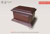 U-JS01 cremation urn wooden hot wooden pet urns india