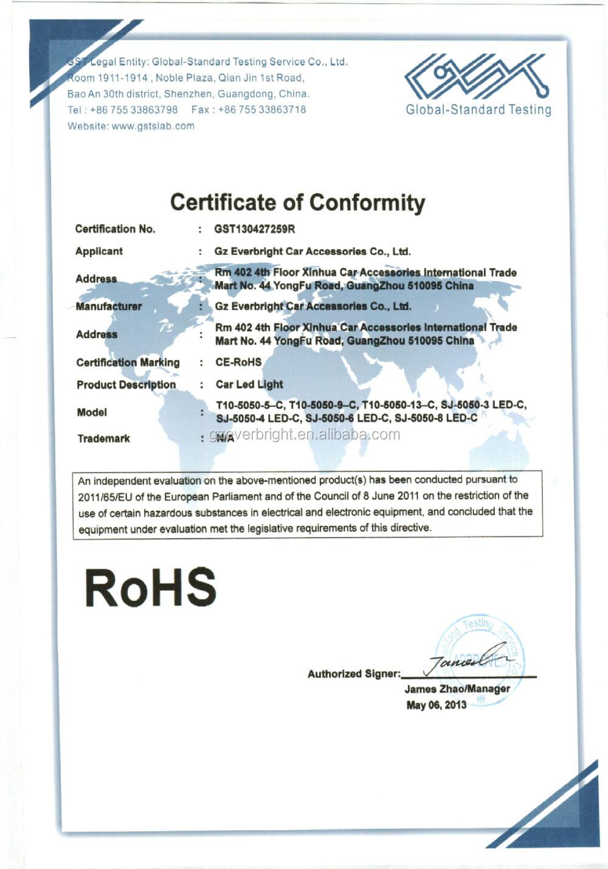 CE,ROSH 1156 BA15S 5050 13 SMD Auto Car Turn Lamp,smd led car brake light