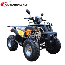 Real Product 150cc 4 stroke 12v 9ah quad bike / cheap atv for sale