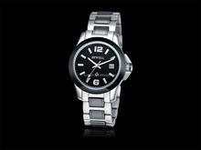2014 Stainless steel among ceramic case and band ,With the double-butterfly-clasp ,automatic movt 8215, 3TAM waterproof