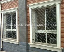 guarding grid wire mesh sheet /grid wire mesh/fence net (factory)