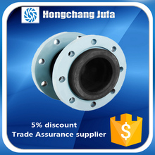 Shock Absoring wear resistant rubber steam expansion joint