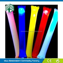 Unique Led Cheer Stick, Inflatable Led Clapper Sticks, Peel & Stick Led Light
