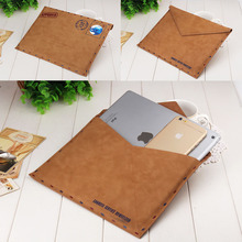 Retro Envelope Pattern Leather Bag Case For iPad 2/3/4/Air/Air 2