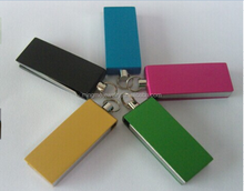Business gift metal mini USB flash pen drive