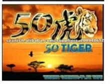 D5T-Tiger juego de la máquina
