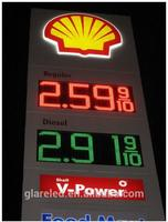 16'' led gas price sign cash credit (With CE&RoHS)!!!!!