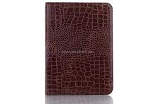 For Samsung Galaxy Tab 4 10.1 T530 Leather Protector Luxury Crocodile