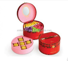 ximen New recycle high quality customized Chinese mooncake paper box design & printing