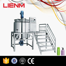 Chemical Industrial Production Line High Capacity Liquid Detergent Mixer