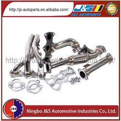 2015 New design and in low price Instantly Gain 10-15 Hp./Tq. exhaust headers made in china