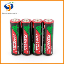 Durability r6p aa um-3 1.5v dry cell battery construction