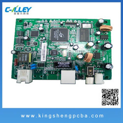 Pcb Assembly And Smt Service for network exchange test control board with pcb design machine price