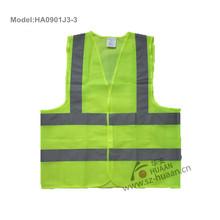green safety vest, EN471 reflective safety vests