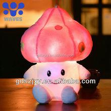 High quality, Led light plush Onion stuffed toys