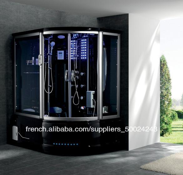 prix jacuzzi fait maison jet de douche hammam sauna en verre int rieure cascades de verre cabine. Black Bedroom Furniture Sets. Home Design Ideas