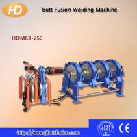 Dn250 Manual plastic pipe butt fusion welding machine