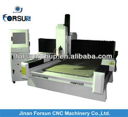 FSM1325 cheap stone cnc router with heavy duty structure