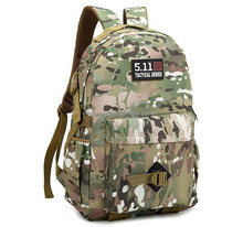 Customized US.3D CP Camouflage 3- day Outdoor Sports Backpack Bag