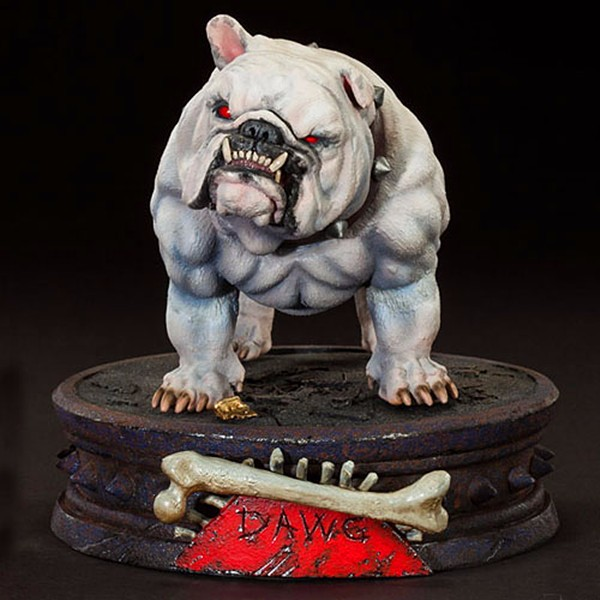 DC Comics collection antique zombie dawg dog model statues manufacturer