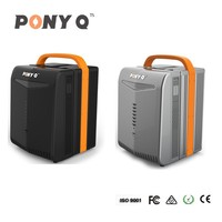 Sinopoly Lithium ion Battery Bank / Storage System / UPS / Mini Solar Power System 220V or 110V AC, 12V or 5V DC Output