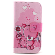 newest leather for samsung galaxy s4 phone cases, factory price for samsung galaxy phone case cover