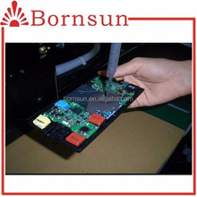 High conductivity silicone sealant gun acrylic