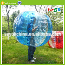 outdoor inflatable bumper ball body ball body bounce grass ball