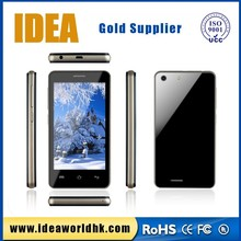 Cheap China Android 3G Wifi Dual Core Smart Phone 4inch 512MB+4GB