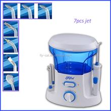 Nueva Dental irrigador Oral agua Flosser Oral jets limpiador de dientes para limpieza Dental