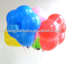 "new product 10"" latex flower shaped balloon"
