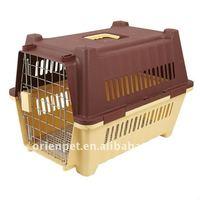 plastic dog carrier(pet carrier)
