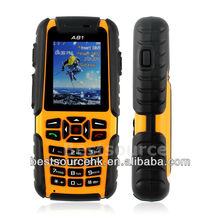 Dual SIM Card Mobile Phone A81 Shockproof Dustproof Chinese Mobile phone