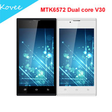 low price 4.7inch MTK6572 dual sim card mobile phone