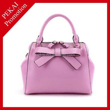 Promotional top quality and printed logo organza bags