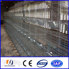 2015 New !!! rabbit battery cages(manufactory)