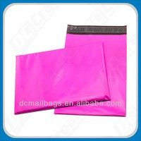Pink Poly Mailers made of Kraft paper and Poly bubble