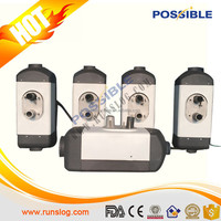 POSSIBLE brand 12v 24v battery powered portable heater