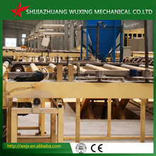 paper-faced Gypsum plaster board making machinery factory