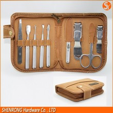 Novo produto mala manicure pedicure set manicure e pedicure set